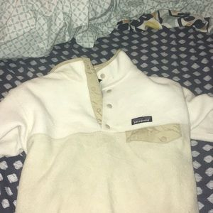 Patagonia Jackets & Coats - Patagonia 1/4 button up Synchilla style jacket